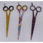 Фризьорски ножици и бръсначи