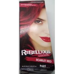 Боя за коса без амоняк Scarlet red